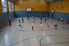 Handballübungen mit Abstand