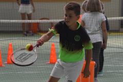 weitere Tennisübungen